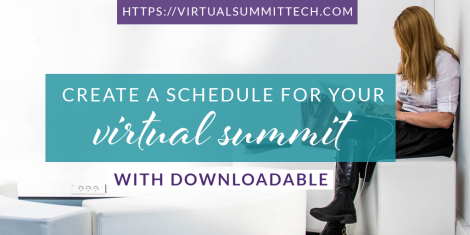 Getting the tech in order for your summit to feel like a walk in the park